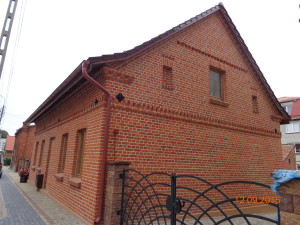 Prabuty renowacja cegieł