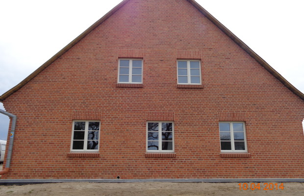 Renowacja ceglanego budynku