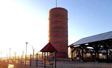 Wieża Widokowa w Grudziądzu – Spoinowanie