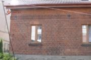 Renowacja ceglanego domu w Prabutach – przed rozpoczęciem prac