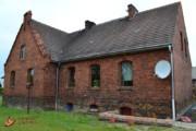Renowacja – Ceglany dom – Olesno Śląskie (przed rozpoczęciem prac)