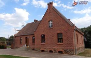 Renowacja domu w Olesnie Śląskim
