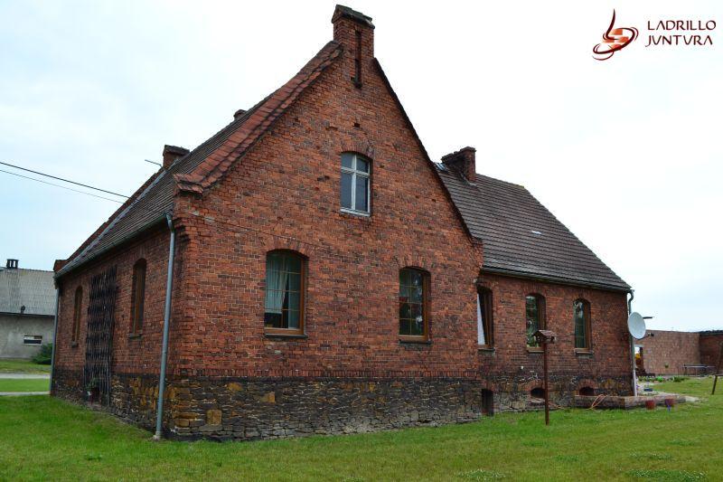Renowacja - Ceglany dom - Olesno Śląskie