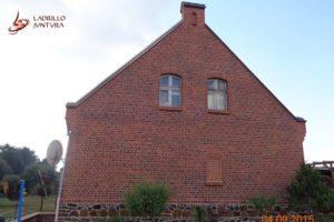 Renowacja elewacji ceglanej Olesno