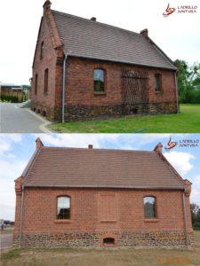 Renowacja Domu Ceglanego w Olesnie Śląskim