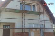 Renowacja cegieł i nowe tynki zewnętrzne – przed pracami 2