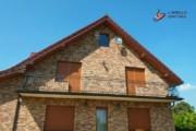 Spoinowanie elewacji ceglanej – Fugowanie domu 2