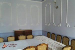 Tynki ozdobne, sztukateria w pałacach (10)