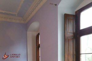 Tynki ozdobne, sztukateria w pałacach (18)