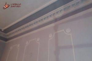 Tynki ozdobne, sztukateria w pałacach (2)