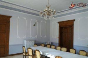 Tynki ozdobne, sztukateria w pałacach (22)