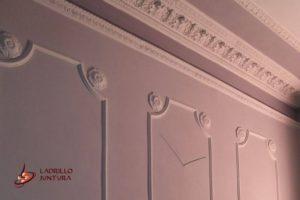Tynki ozdobne, sztukateria w pałacach (5)