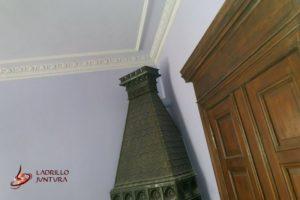 Tynki ozdobne, sztukateria w pałacach (8)
